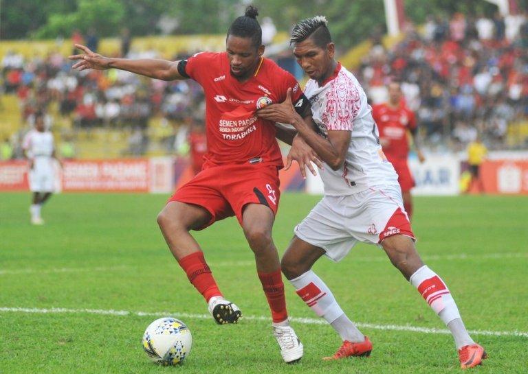 Hasil Pertandingan Liga 1 2019: Semen Padang vs Kalteng Putra