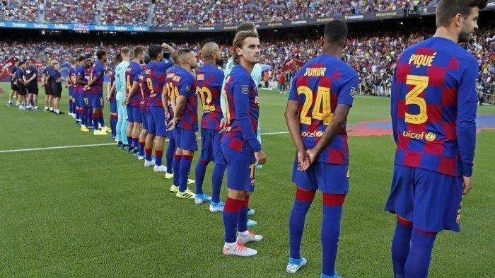 Barcelona ada masalah ketika Bermain Tandang di La Liga