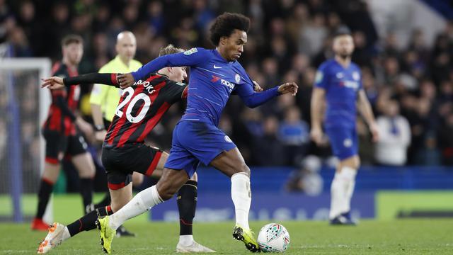 Hasil Pertandingan Chelsea vs Bournemouth: Skor 0-1