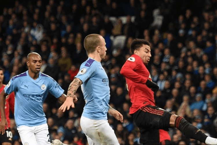 Hasil Pertandingan Manchester City vs Manchester United: 1-2