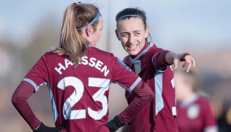 Aston Villa Women 3-1 Leicester City