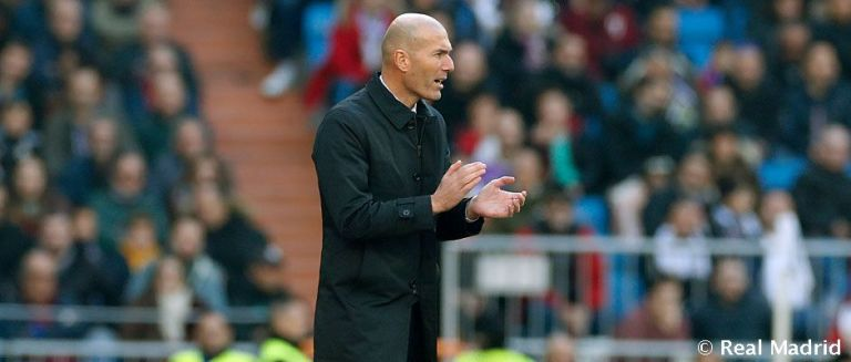 Zinedine Zidane Masa Bodoh dengan El Clasico, Apa Alasannya?