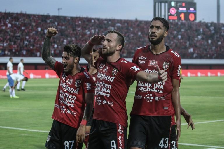 4 Rekor yang Bisa Dipecahkan Bali United