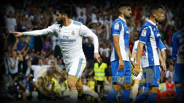 Prediksi Real Madrid Vs Espanyol: Jaga Persaingan