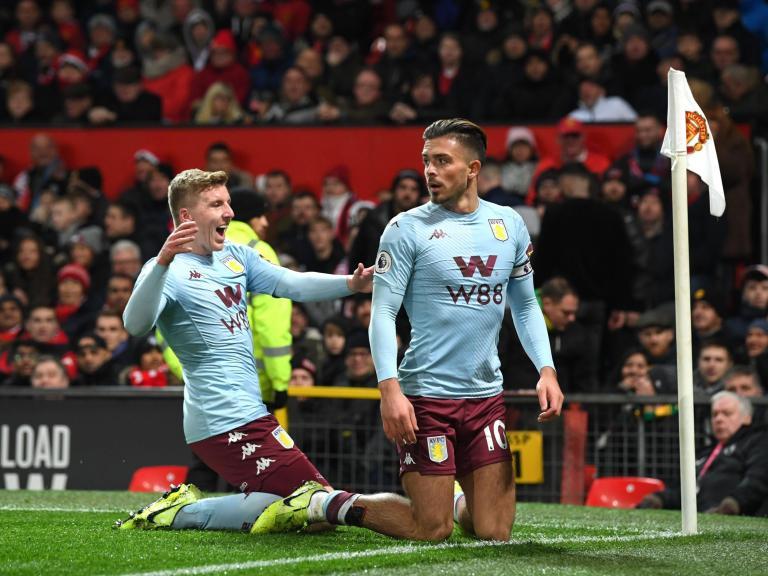Hasil Pertandingan Manchester United vs Aston Villa: Skor 2-2