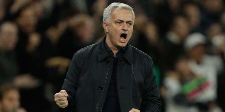 Untuk Pertama Kalinya , Mourinho Mulai Tunjukkan Karakter Aslinya