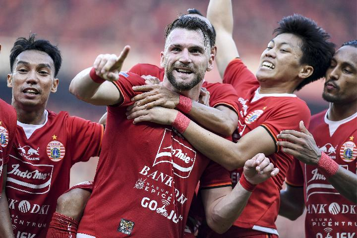 Hasil Pertandingan Persija Jakarta vs Madura United: Skor 4-0