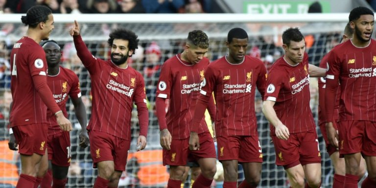 Liverpool Menjadi Club yang ditakuti di 16 Besar Champion League