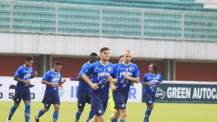 Persib Bidik 3 Poin Melawan Borneo FC