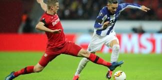 Porto vs Leverkusen Liga Eropa