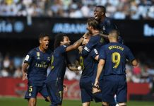 Real Madrid vs Celta Vigo Liga Spanyol