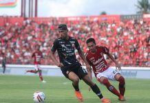 Bali United vs Madura United Liga 1