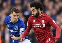 Everton vs Liverpool Liga Inggris