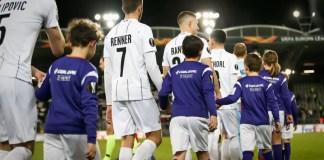 LASK vs Man United Liga Eropa
