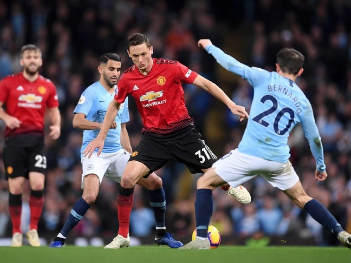 Manchester United 2 0 Manchester City Solskj¦r Samai Rekor