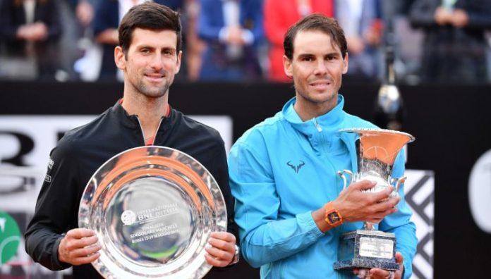 Novak Djokovic Dan Rafael Nadal Kejar Rekor Roger Federer Dalam Perolehan Gelar Juara ATP 500