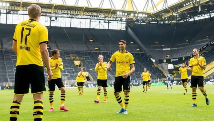 prediksi bola Wolfsburg vs Borussia Dortmund