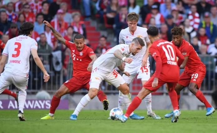 Prediksi Bola Bundesliga: Union Berlin vs Bayern Munich – 17 Mei 2020