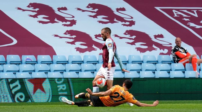 Aston villa vs Wolverhampton