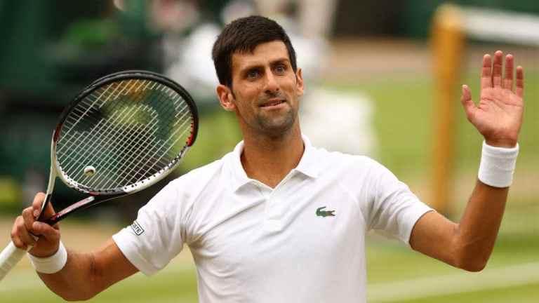 Profil Novak Djokovic, The Djoker