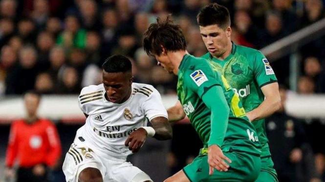 Prediksi La Liga: Real Sociedad vs Real Madrid – Senin 22 Juni 2020