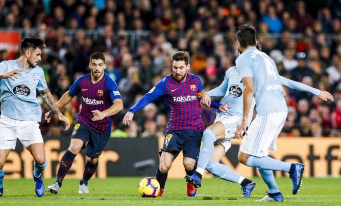 Prediksi Bola La Liga: Celta Vigo vs Barcelona – 27 Juni 2020