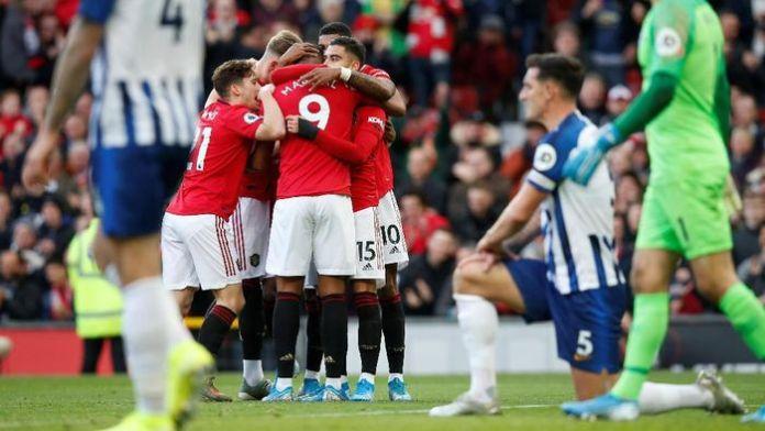 Brighton vs Manchester United