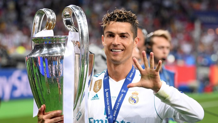 Cristiano Ronaldo Pecahkan Rekor Andriy Shevchenko di Serie A