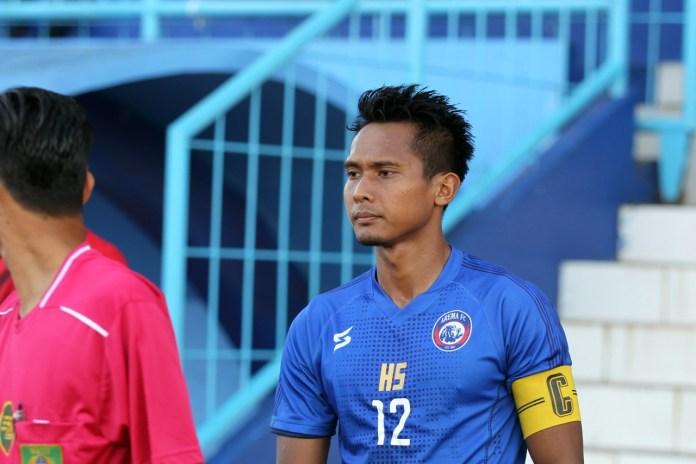 7 Kapten Arema Malang Terakhir