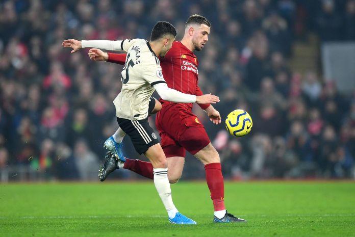 Jadwal Pertandingan Premier League Paruh Pertama Musim 2020/21