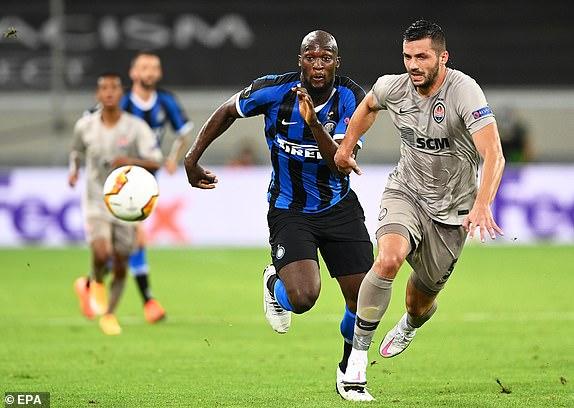 Hasil Pertandingan Inter vs Shakhtar Donetsk (5-0), Brace Lukaku dan Lautaro Martinez Bawa Inter Melaju ke Final!