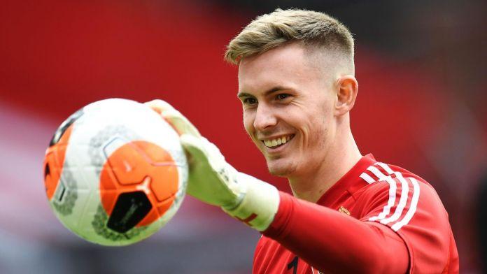 Dean HendersonKiper Potensial Manchester United Perpanjang Kontrak 6 Tahun