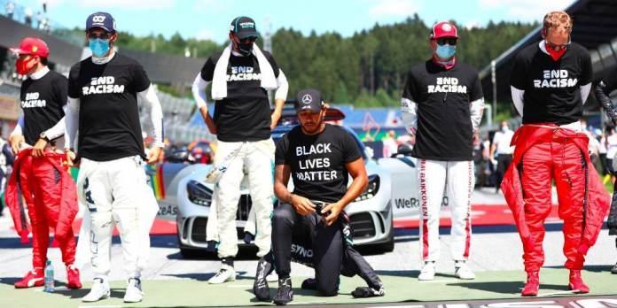 Lewis Hamilton Siap Melepas Rekor Demi Memperjuangkan Anti-rasisme