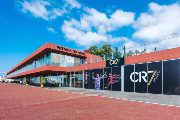 Cristiano Ronaldo akan Membuka Hotel Bintang 4 di Kota Manchester