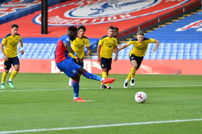 Hasil Pertandingan Crystal Palace vs Oxford United, Comeback The Eagles di Laga Persahabatan