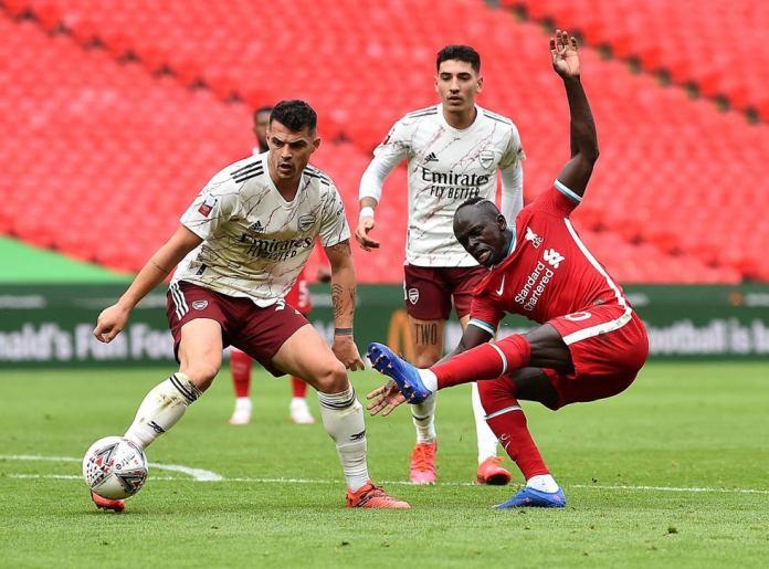 Hasil Pertandingan Arsenal vs Liverpool, Mikel Arteta Bawa Pulang Trofi Kedua sebagai Manajer