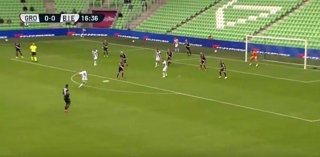 Arjen Robben Mencetak Gol Perdana sejak Memutuskan Kembali Bermain
