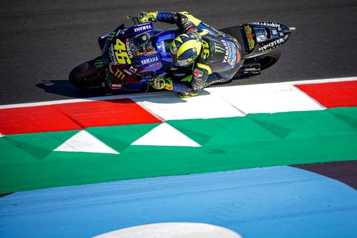 Valentino Rossi Merasa Muda Lagi setelah Menjalani Latihan di Sirkuit Misano