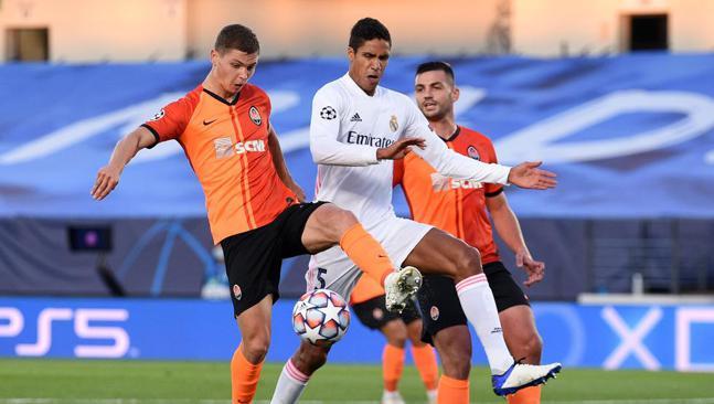 Kebobolan 3 Gol di Babak Pertama, Real Madrid Takluk dari Shakhtar Donetsk