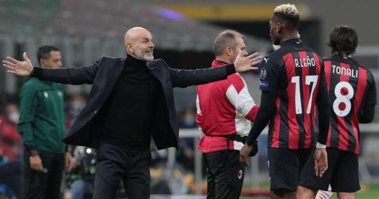 Diogo Dalot Senang Bekerjasama dengan Stefano Pioli di AC Milan