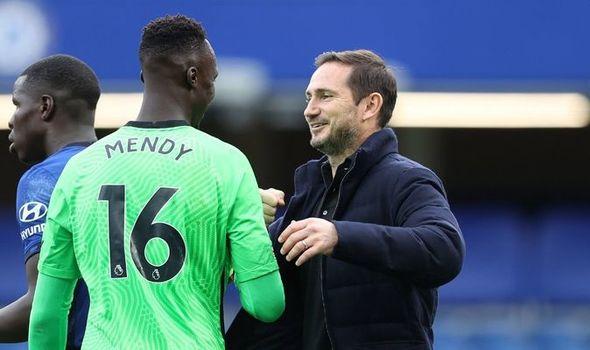 Chelsea Berharap Edouard Mendy Fit Sebelum Melawan Sevilla