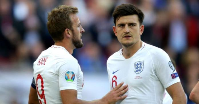 Gareth Southgate Minta Manchester United Tetap Percaya dengan Harry Maguire