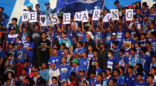 Pendukung PSIS Semarang Pesimis Liga 1 Indonesia Akan Dilanjutkan