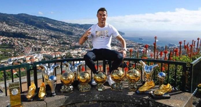 Rumah Cristiano Ronaldo Dibobol Pencuri