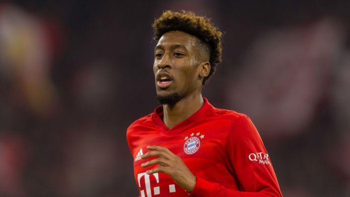 Tanggapan Bayern Munchen Soal Kingsley Coman yang Dikaitkan dengan Manchester United