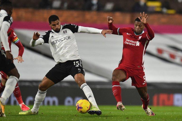 Ditahan Imbang Fulham, Liverpool Gagal Kudeta Tottenham di Puncak Klasemen Premier League