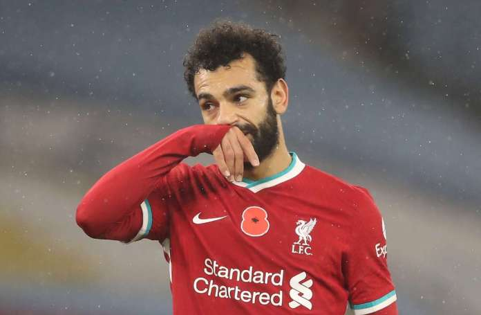 Cetak Gol di Liga Champions Pekan Ini, Mohamed Salah Pecahkan Rekor di Liverpool