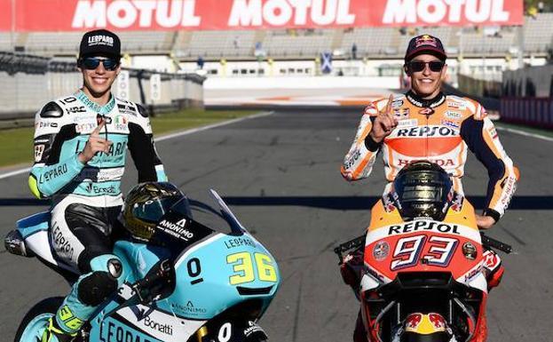 Juara MotoGP 2020 Tak Sabar Menghadapi Marc Marquez Musim Depan