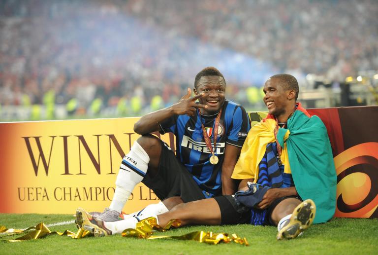 5 Pemain Terbaik Afrika yang Pernah Berseragam Inter Milan