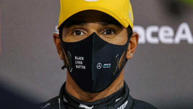 Belum Pulih Sepenuhnya, Lewis Hamilton Tempati Urutan 3 pada Kualifikasi GP Abu Dhabi